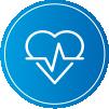 Mahika Packaging - Health Care Icon